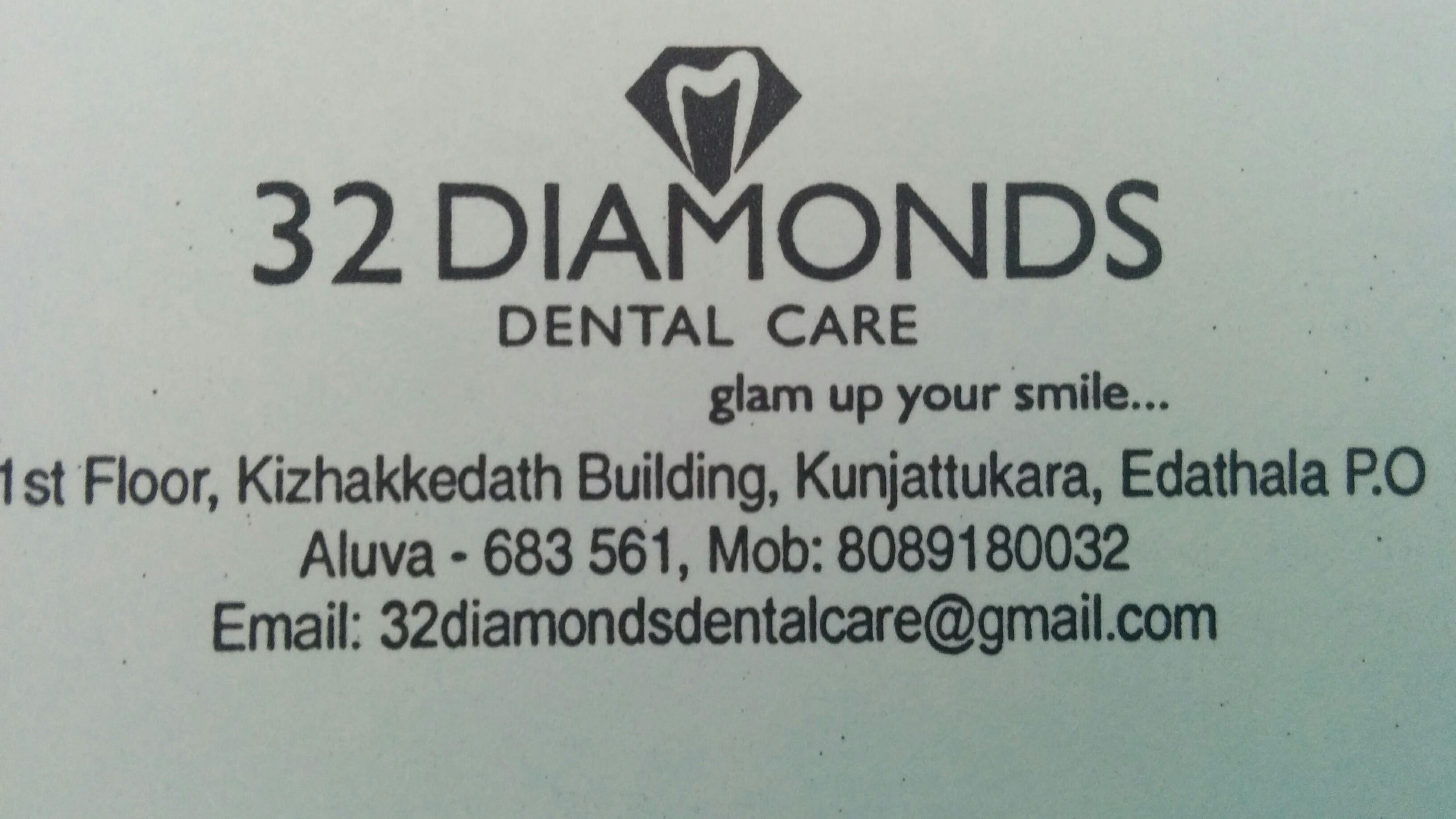 32 Diamonds Dental Care