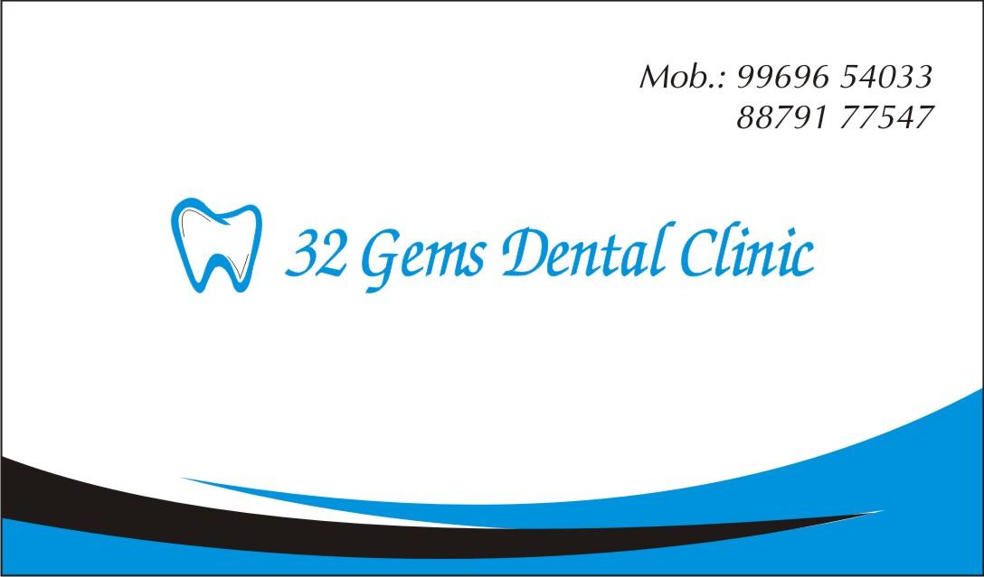 32 Gems Dental Clinic (Kandivali east)