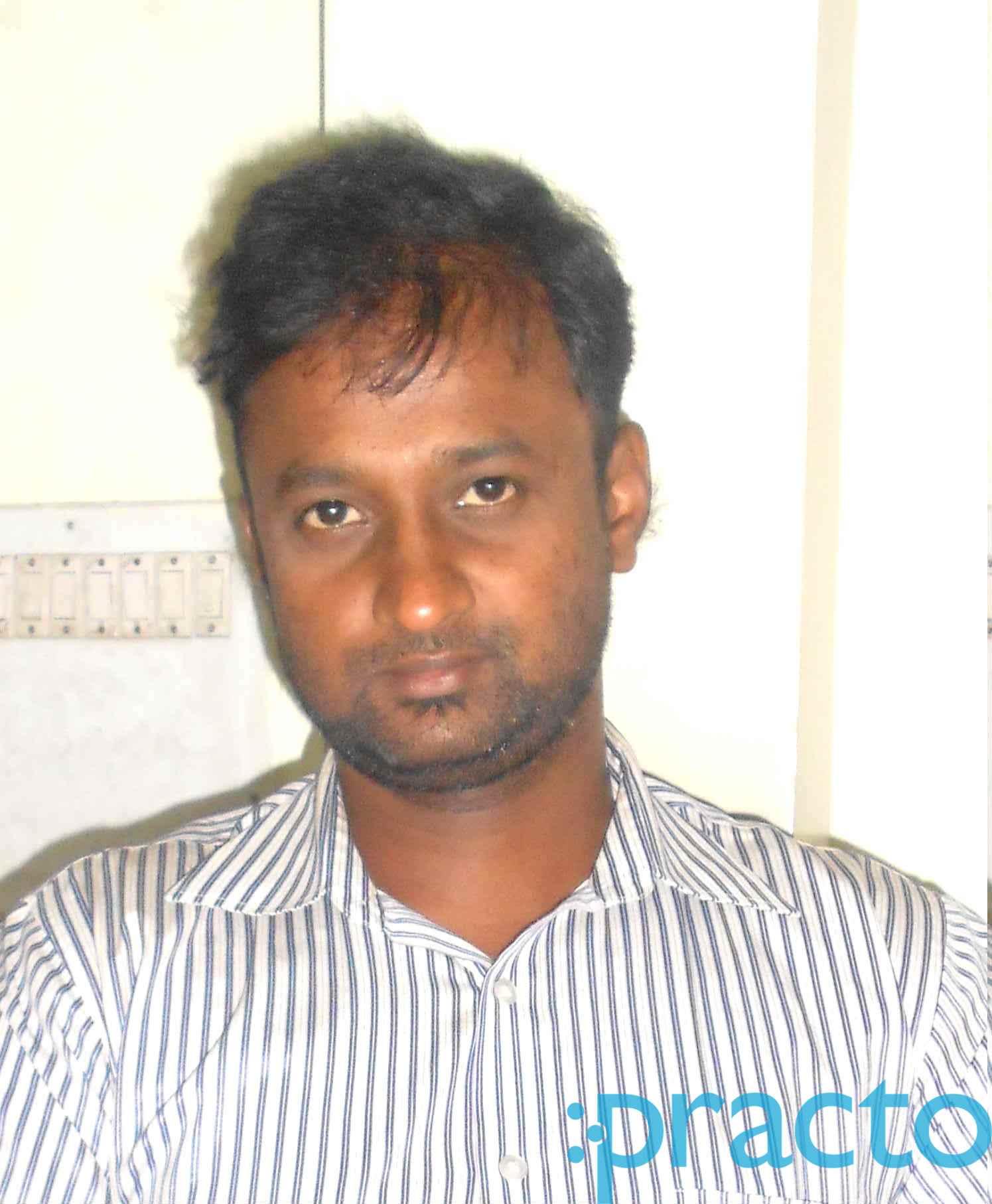 Dr. Sunil Anto - Dentist