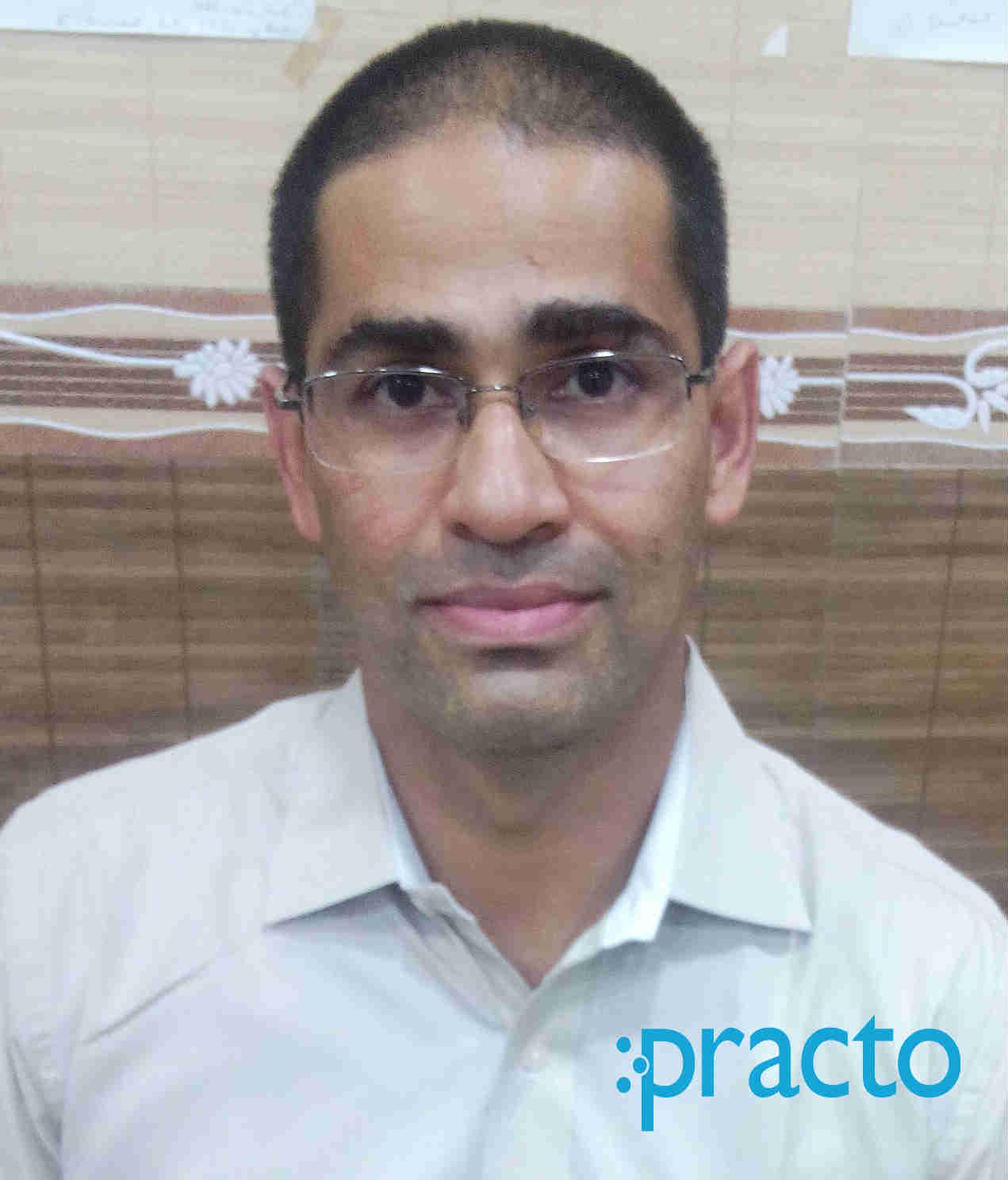 Dr. Udaya Shankar Bhat - Dentist