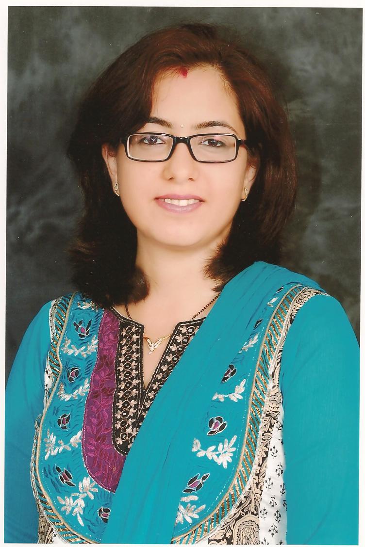 Dr. Anshita Singh Rathore - Homeopath