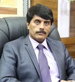 Dr. Nagaraj B. Puttaswamy - Laparoscopic Surgeon