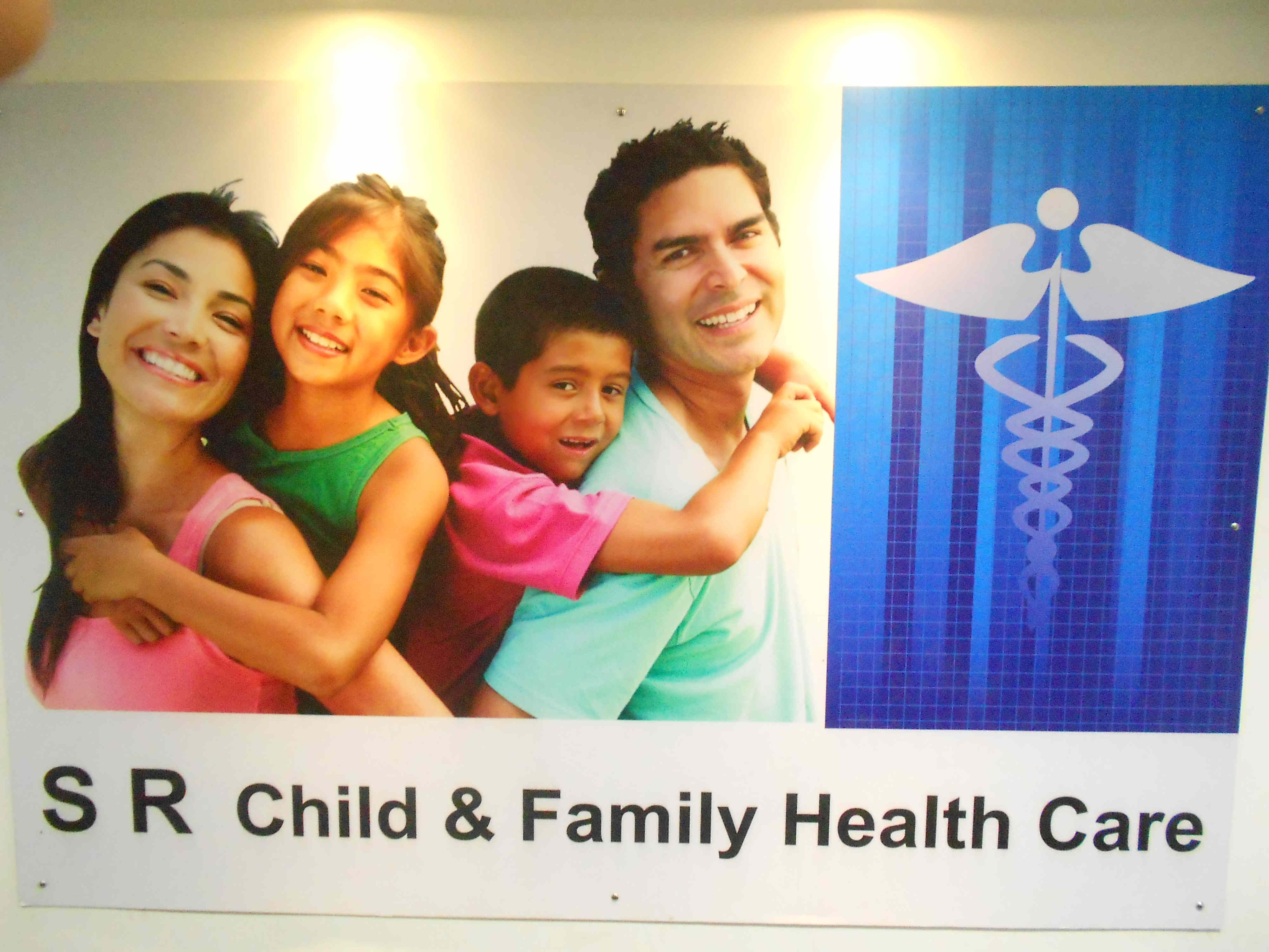 S R Child and Family Health Care
