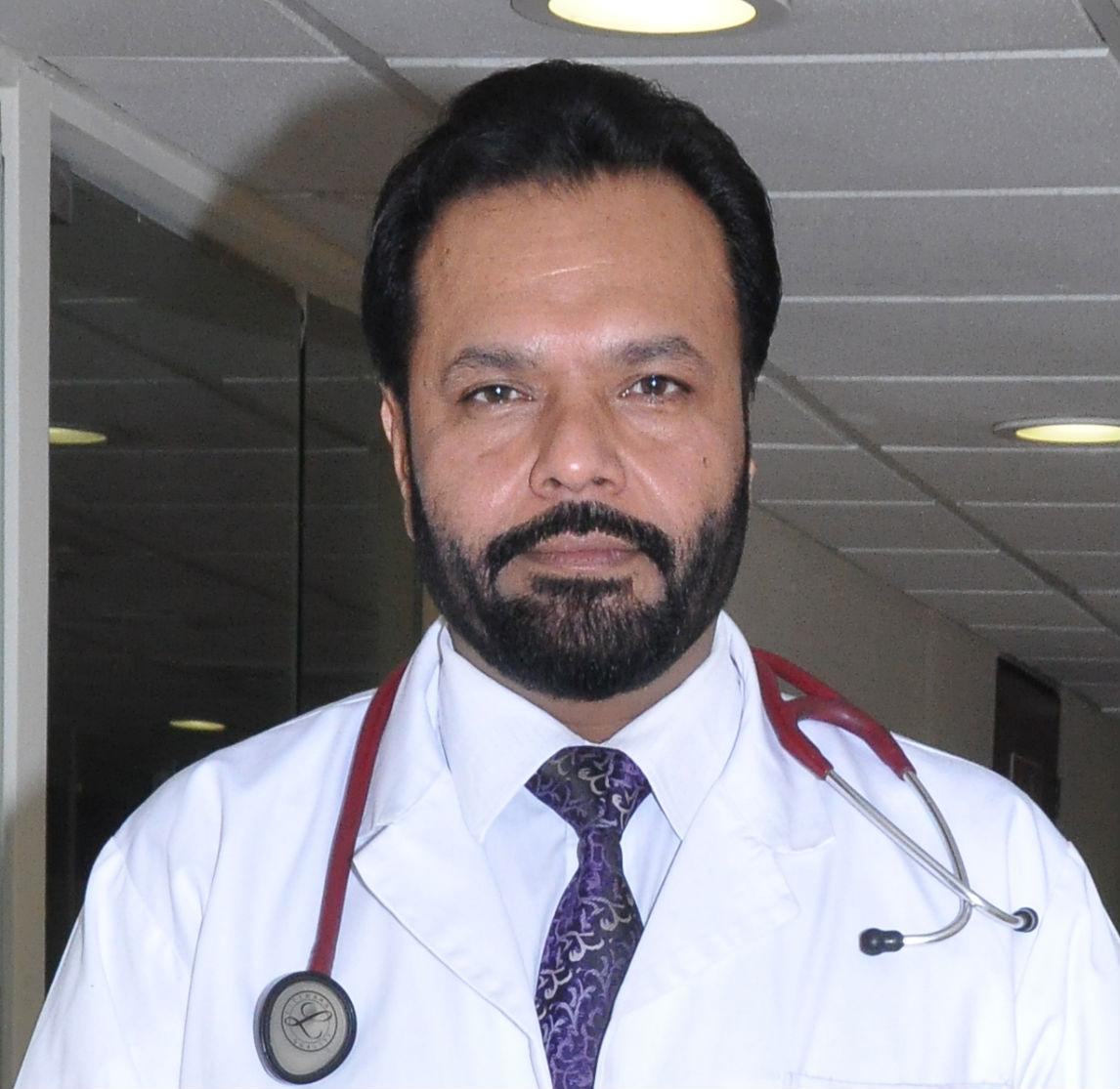 Dr. Sandhu - Cardiologist