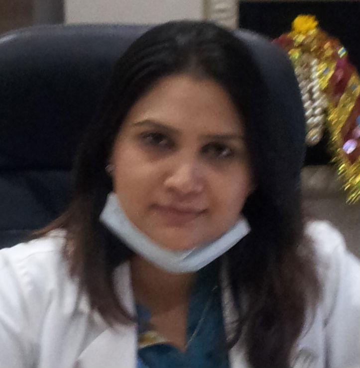 Dr. Khushboo Garg - Dentist