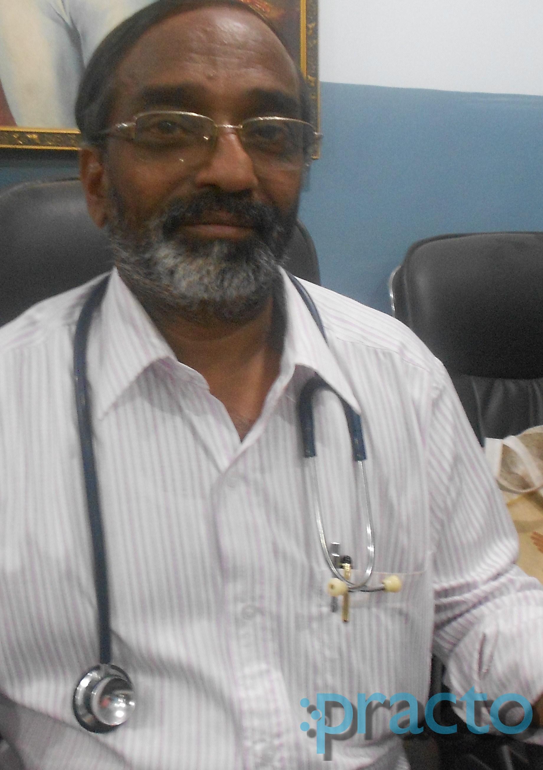 Dr. S Yathiraj - Veterinarian