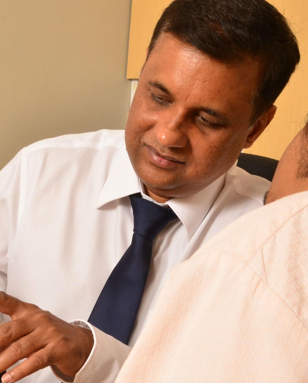 Dr. HP Madhusudan - Orthopedist