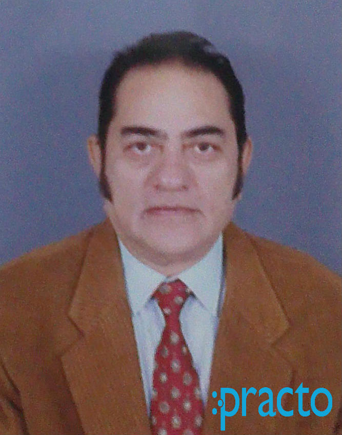 Dr. Syed Altaf Ahmed - General Physician