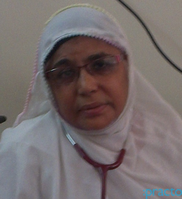 Dr. Nazma Shabeer - General Physician