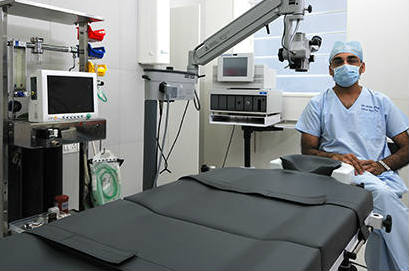 Dr. Yash Shah - Ophthalmologist