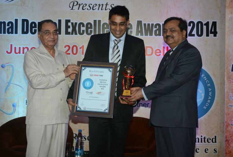 Dr. Rajat Mathur - Dentist
