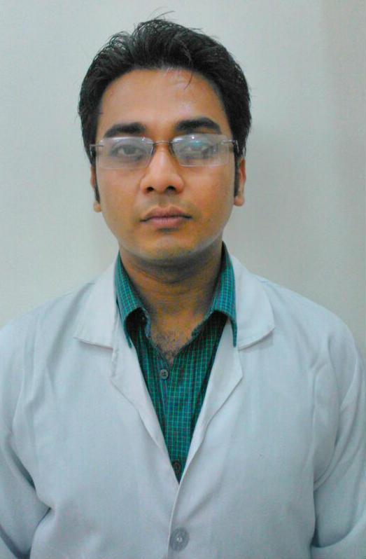 Dr. Abhik Pyne - Dentist