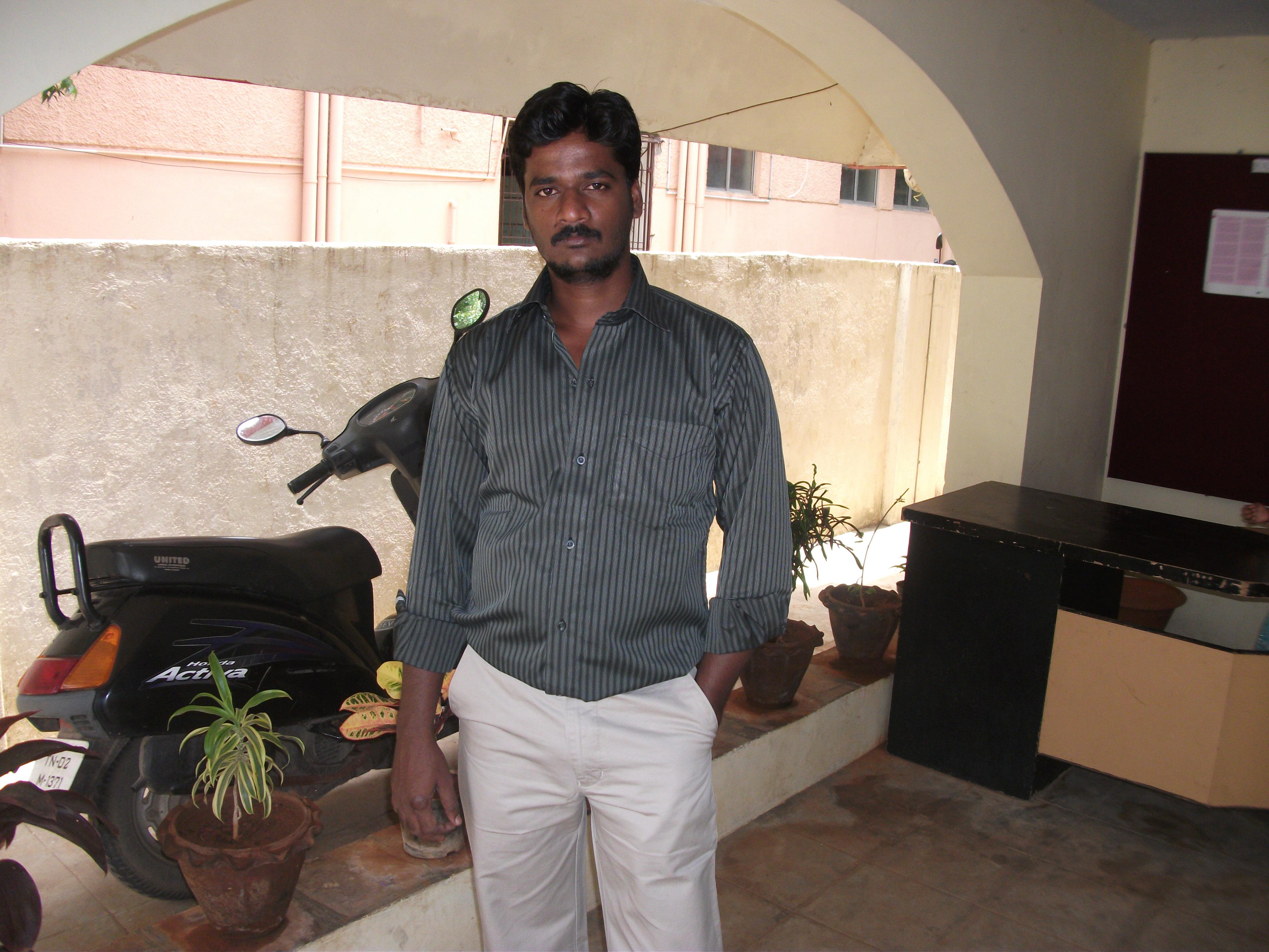 Dr. S.Janarthanan - Occupational Therapist