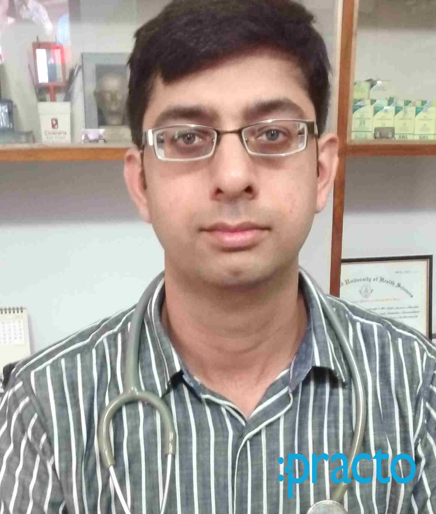 Dr. Abhinav Sharma - Homoeopath