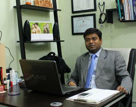 Dr. Anil k v Minz - Dermatologist