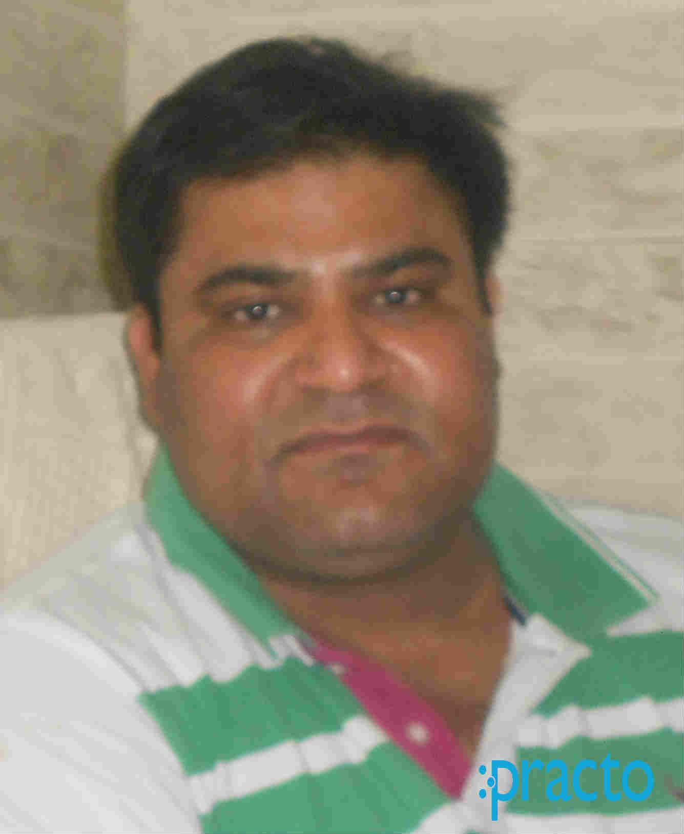 Dr. R.K.Sunkaria - Orthopedist