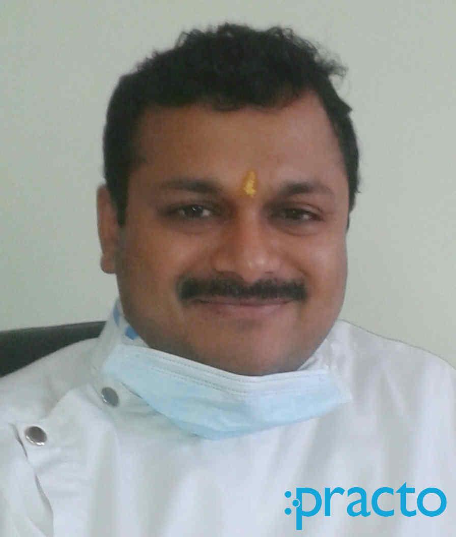 Dr. Parikshit Gupta - Dentist