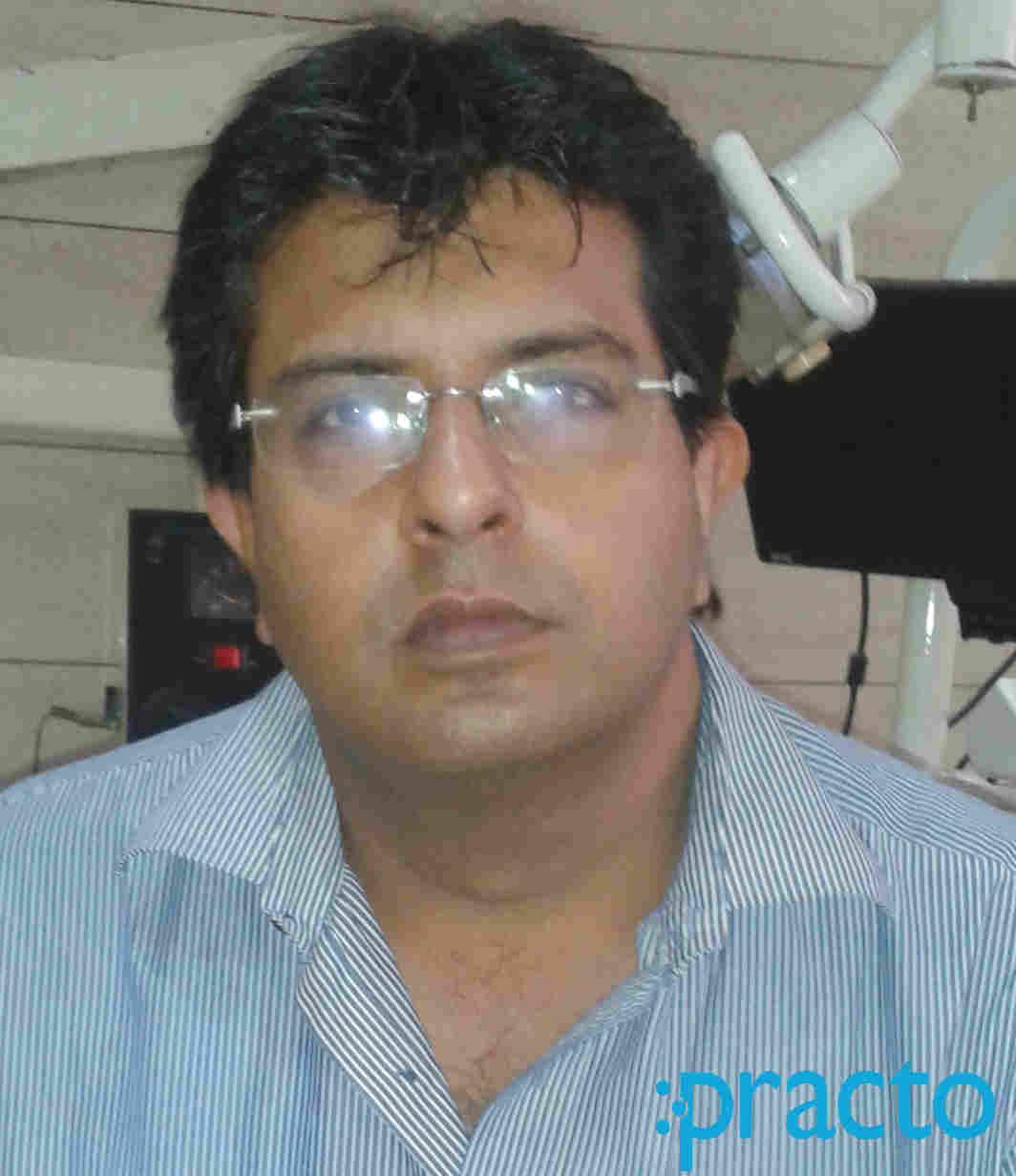 Dr. Deepesh Dhalla - Dentist
