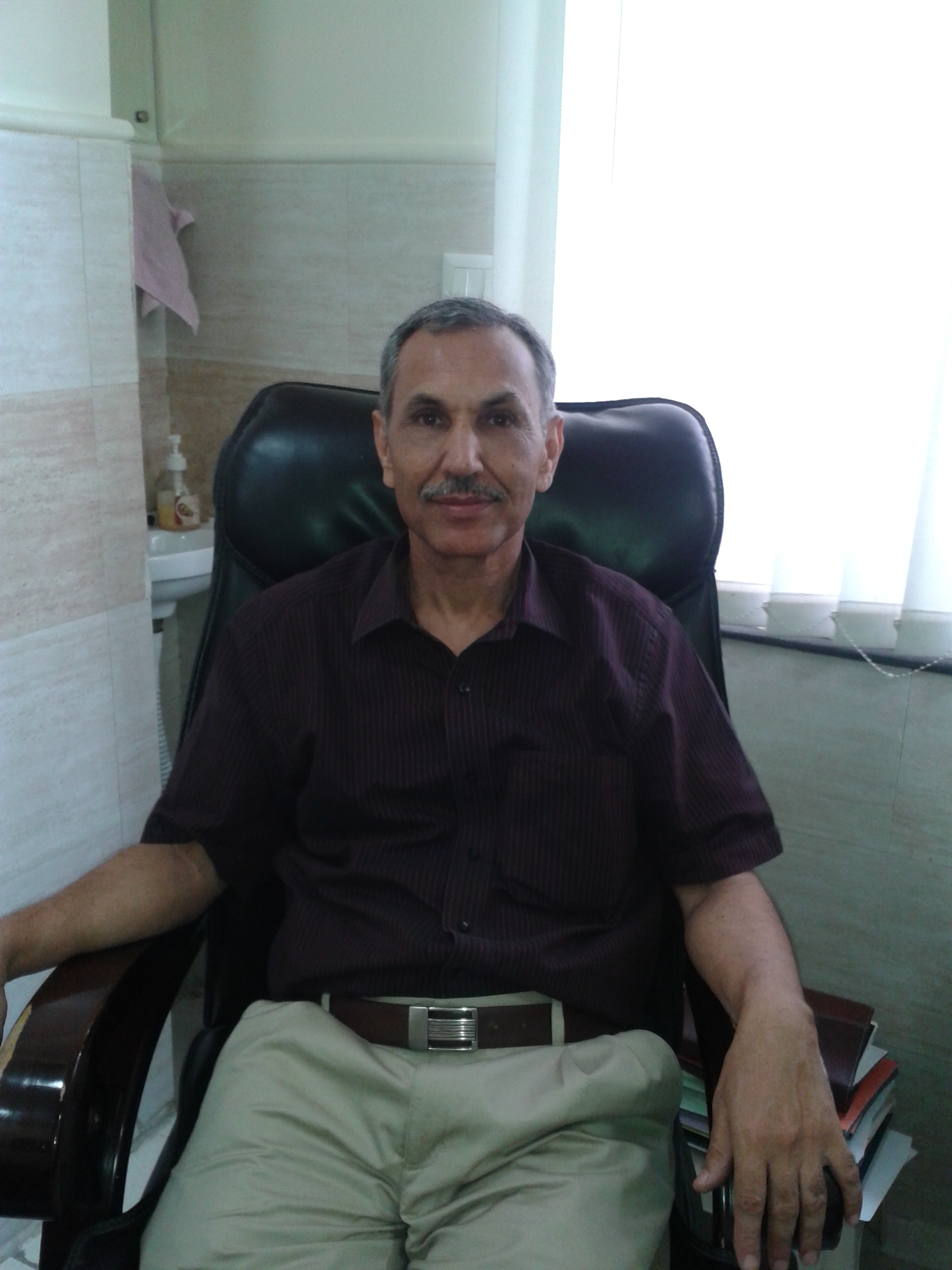Dr. Rakesh Malhotra - Pediatrician