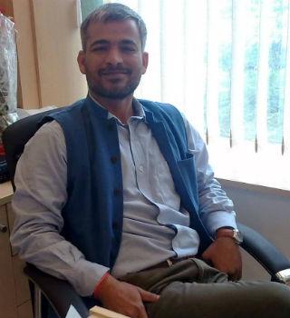 Dr. Rajesh Kumar Singh - Yoga and Naturopathy
