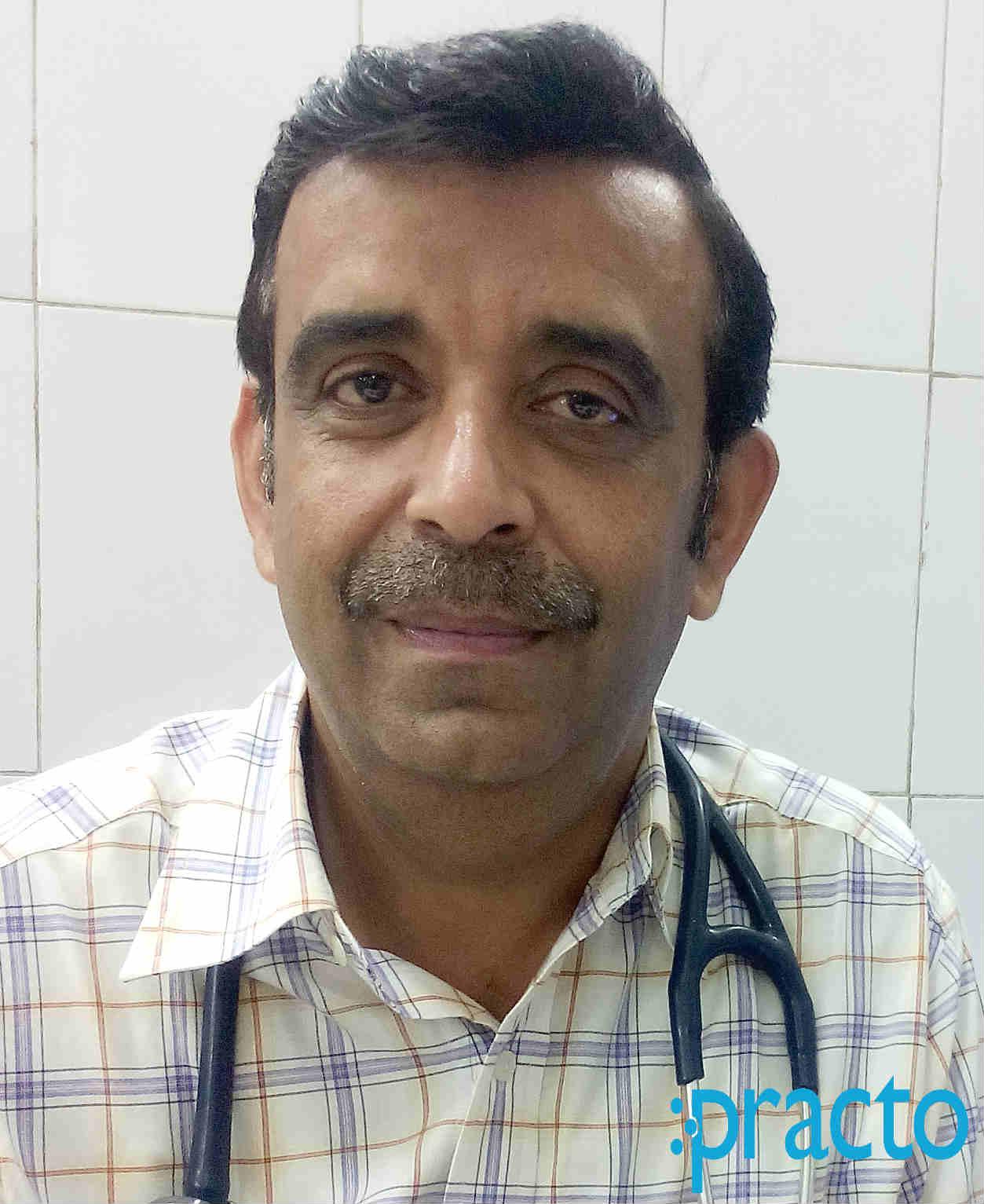 Dr. Narendra Gandhi - Veterinarian