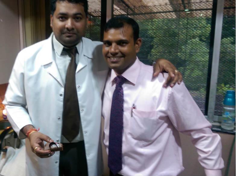 Dr. Pranav Kabra - General Physician