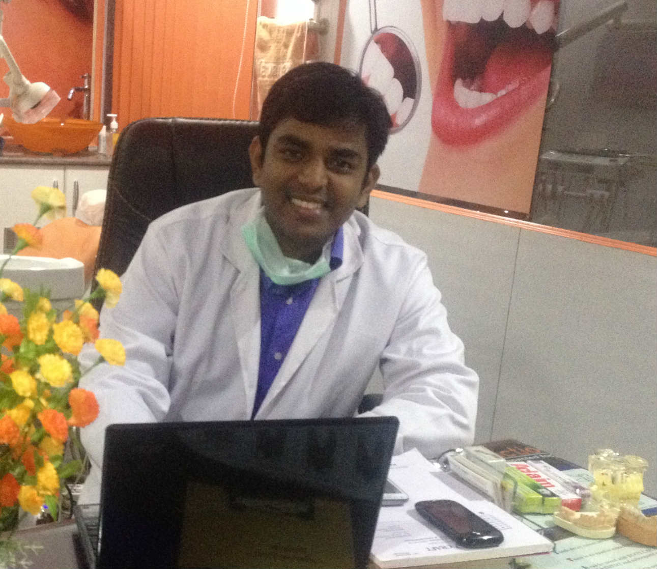 Dr. Anand - Dentist