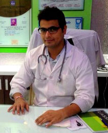 Dr. Naveen choudhary - Dentist