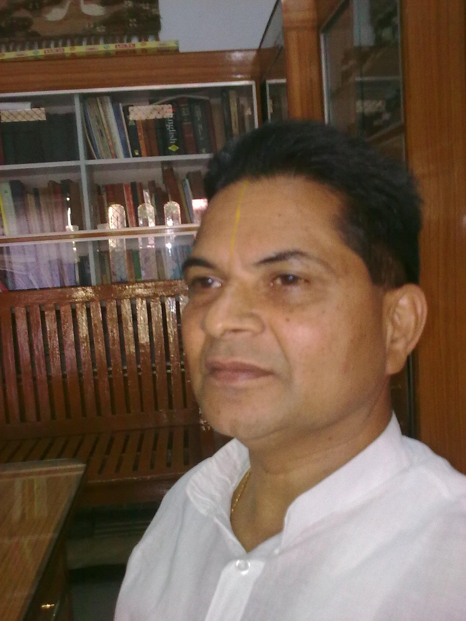 Dr. Ganjam Krishna Prasad - Ayurveda