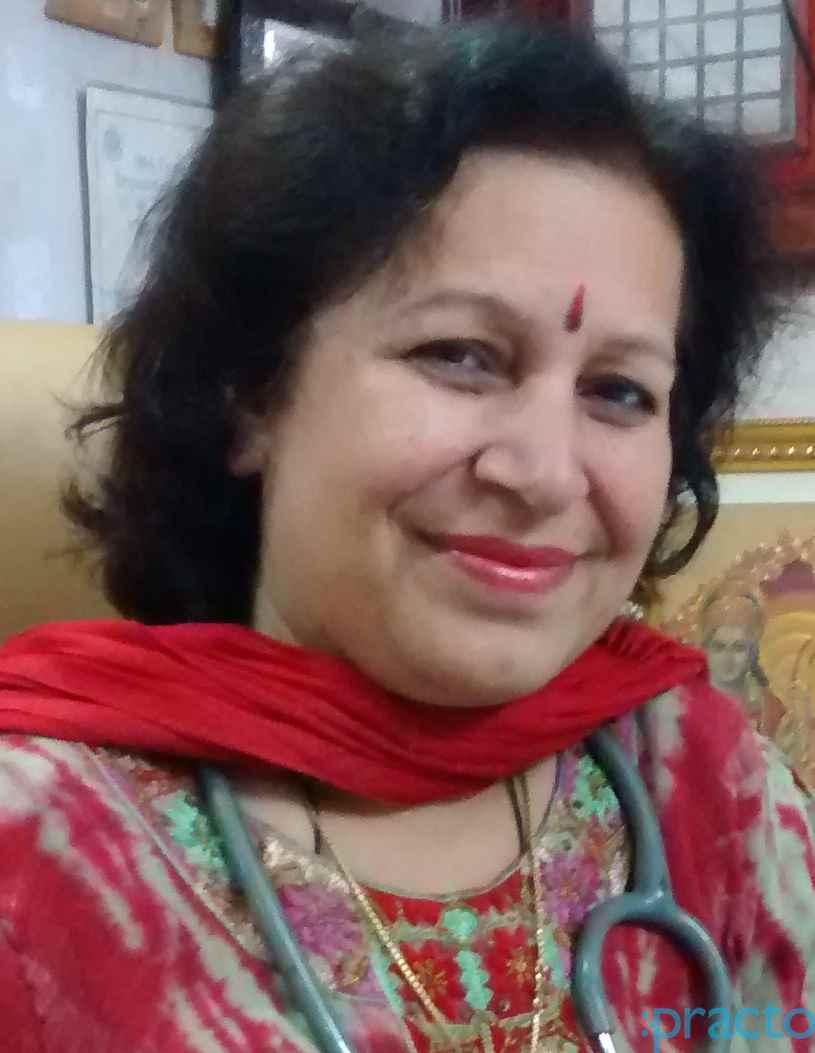 Dr. Kusum Arora - Homeopath