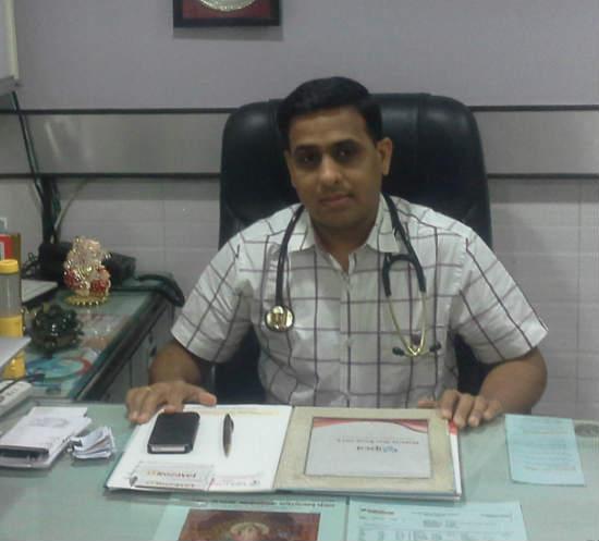 Dr. Dinesh Patil - Internal Medicine