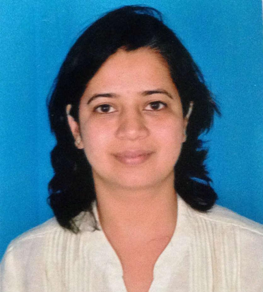 Dr. Anita nitin - Dentist