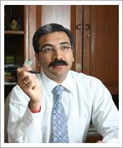 Dr. Vikram Gandhi - Dentist