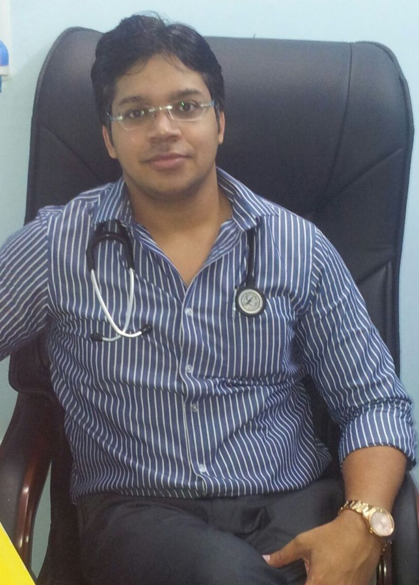 Dr. Manoj Aggarwal - General Physician