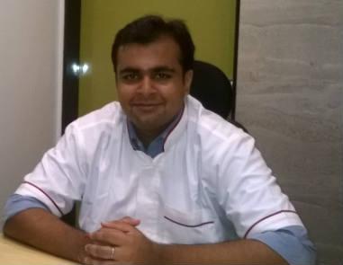 Dr. Pratik Chheda - Dentist