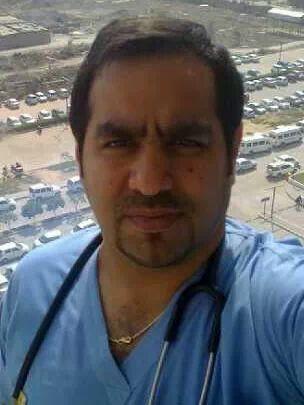 Dr. Varun Khurana - Physiotherapist