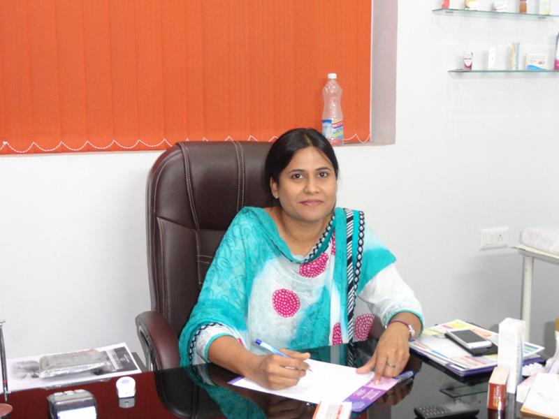 Dr. Jagruti Dwivedi - Trichologist