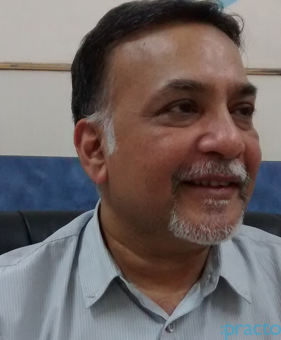 Dr. Arvind Kumar - Pediatrician
