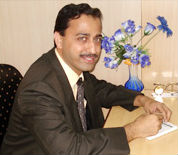 Dr. RK Mansuri - Dentist