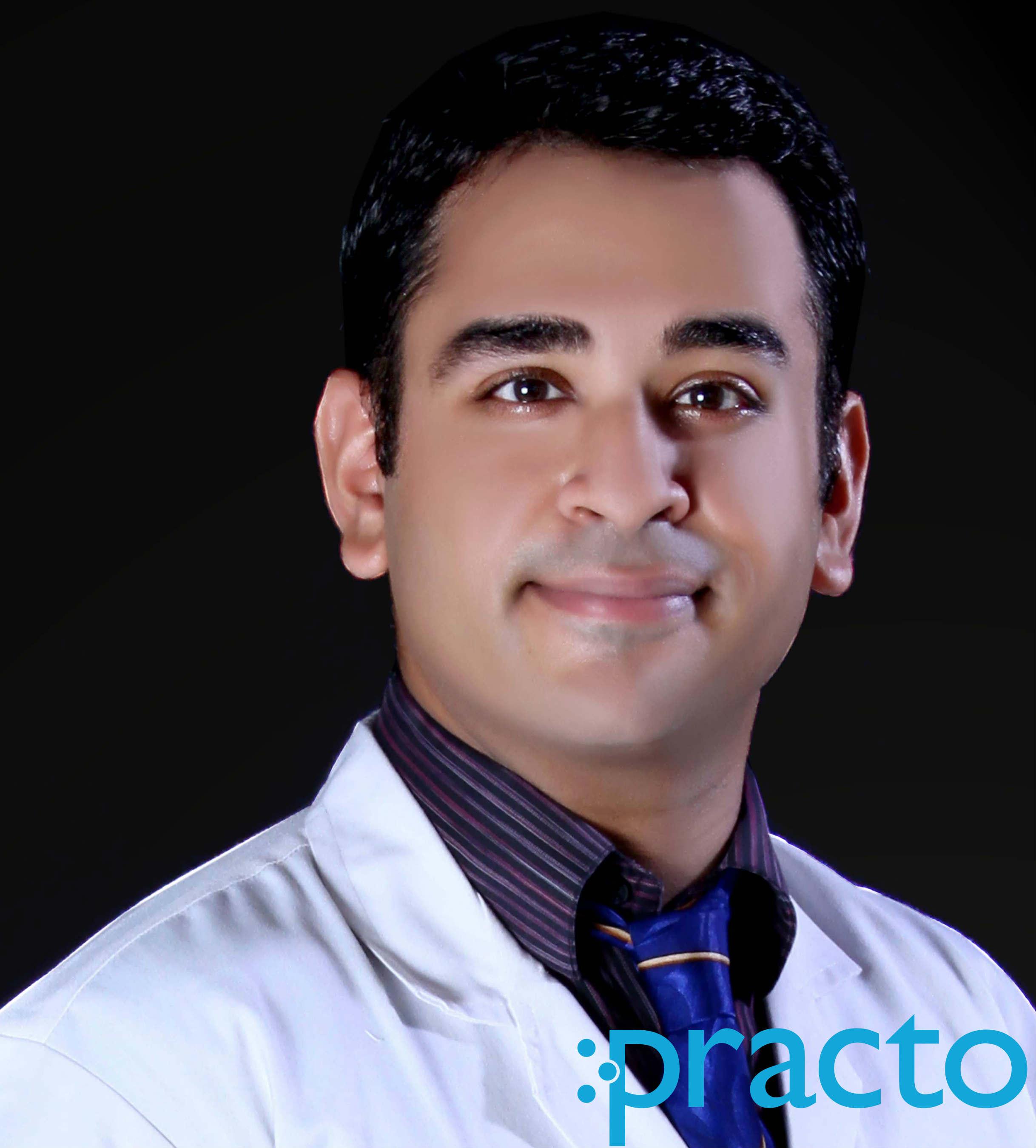 Dr. Sidharth Bhatia - Dentist