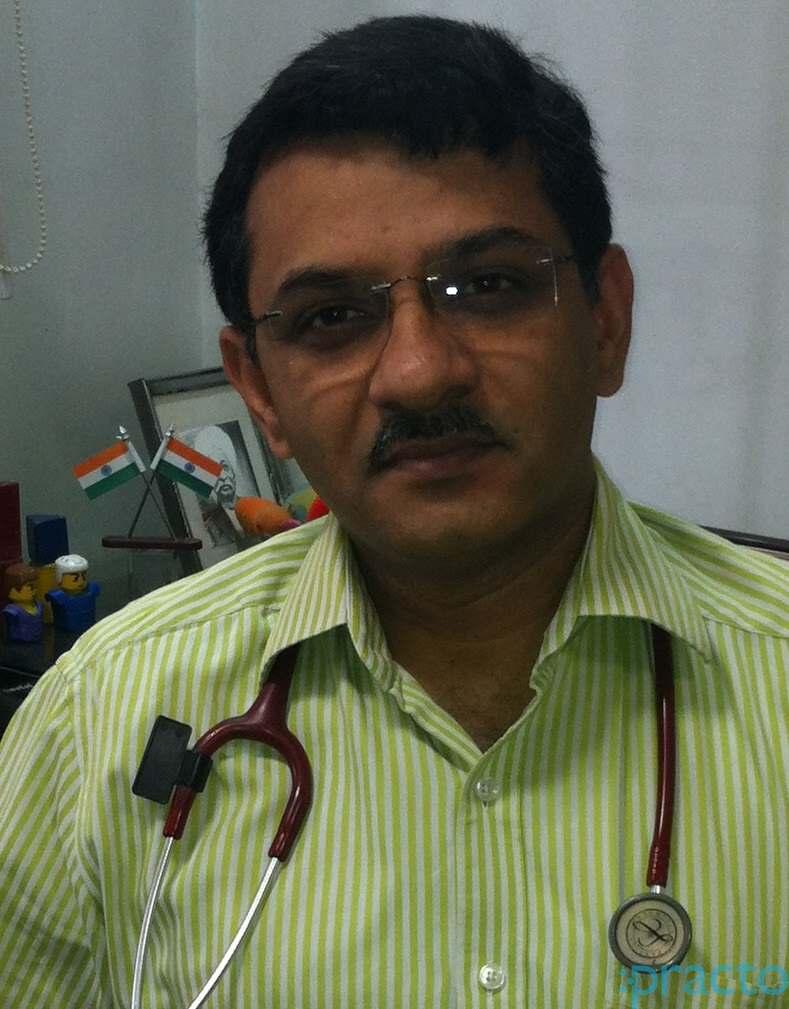 Dr. Shishir Bhatnagar - Pediatrician