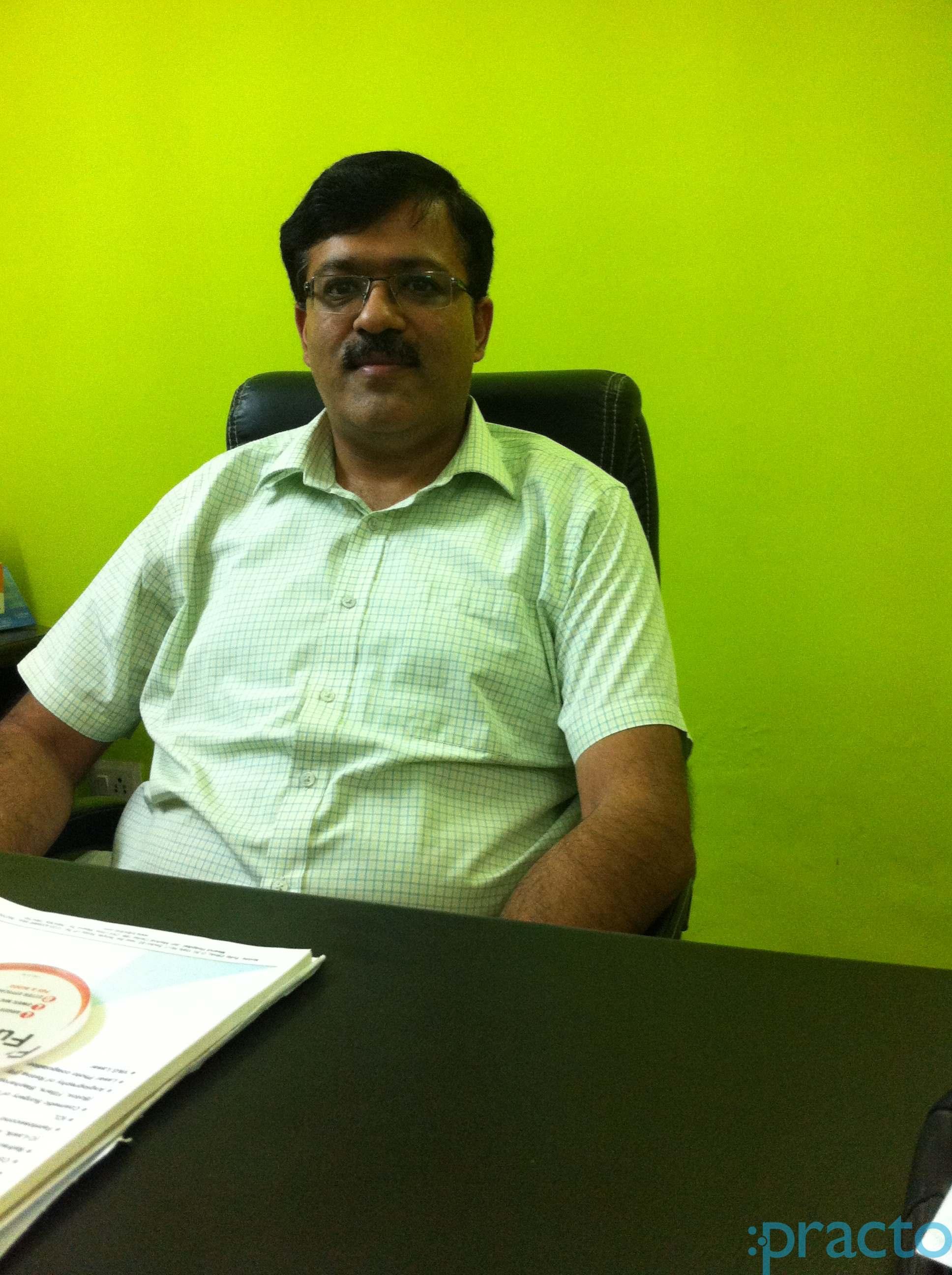 Dr. Ashish Jain - Ophthalmologist