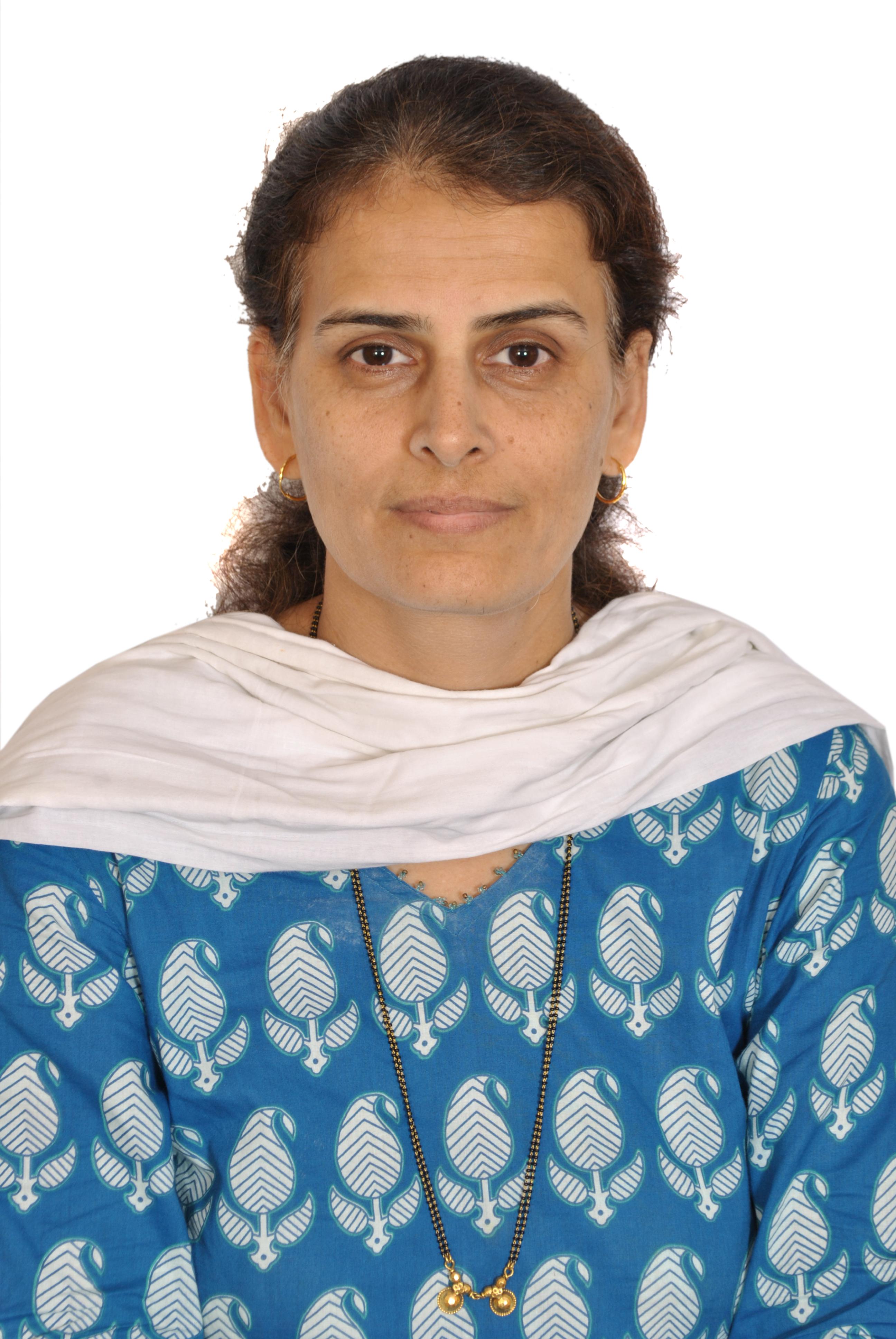 Dr. Namrata S. Joshi - Ophthalmologist