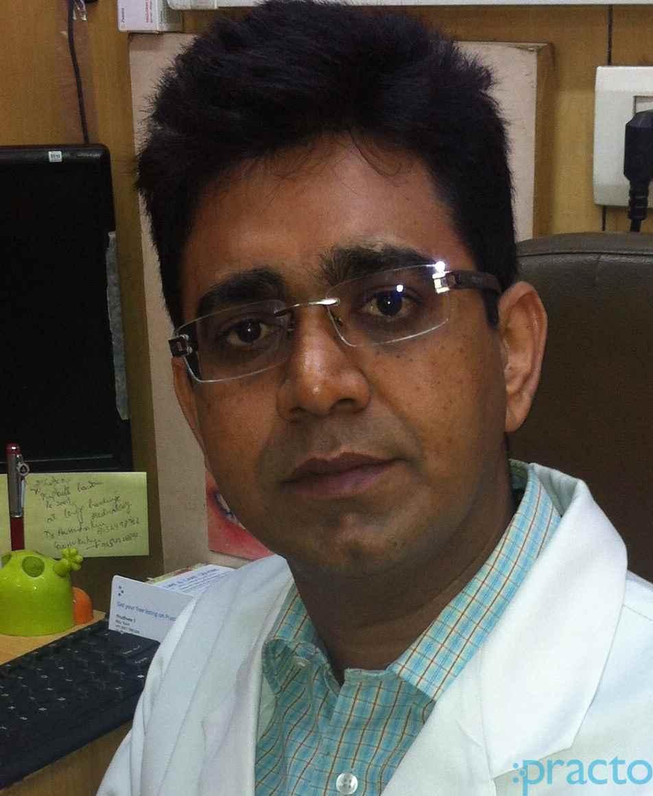 Dr. Santhosh Mishra - Dentist