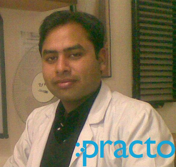 Dr. Prateek KR.Gupta(P.T.) - Physiotherapist