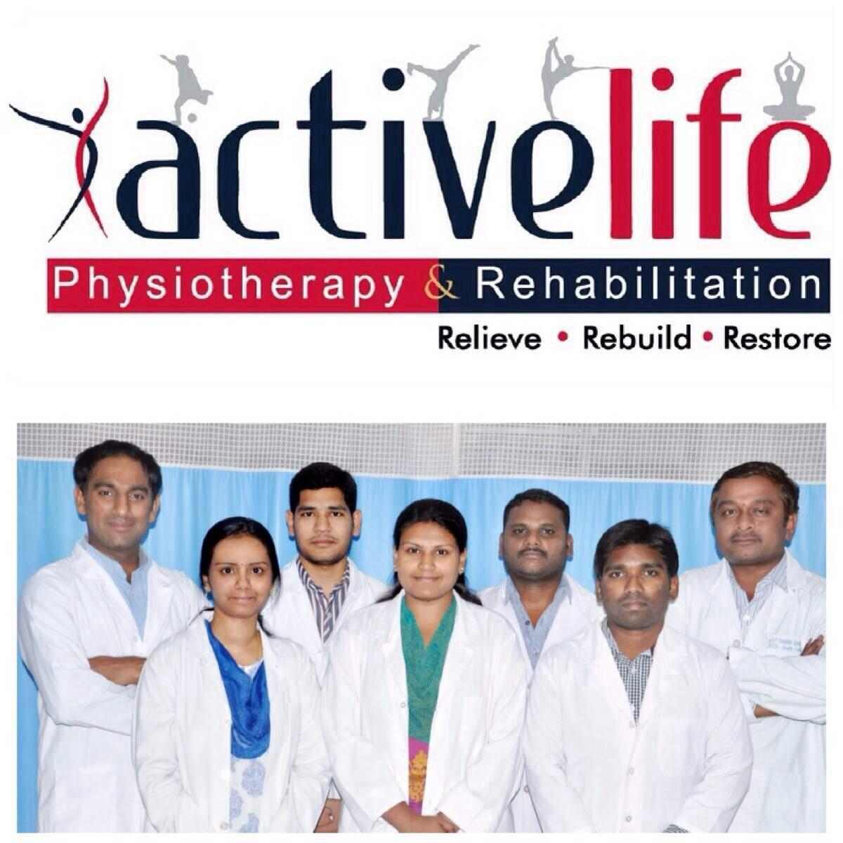 Activelife Physiotherapy And Rehabilitation Centre