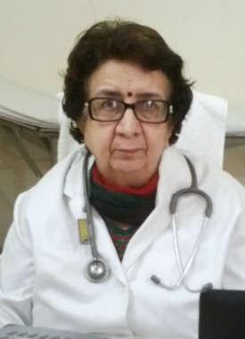 Dr. Rohini Dhillon - General Physician