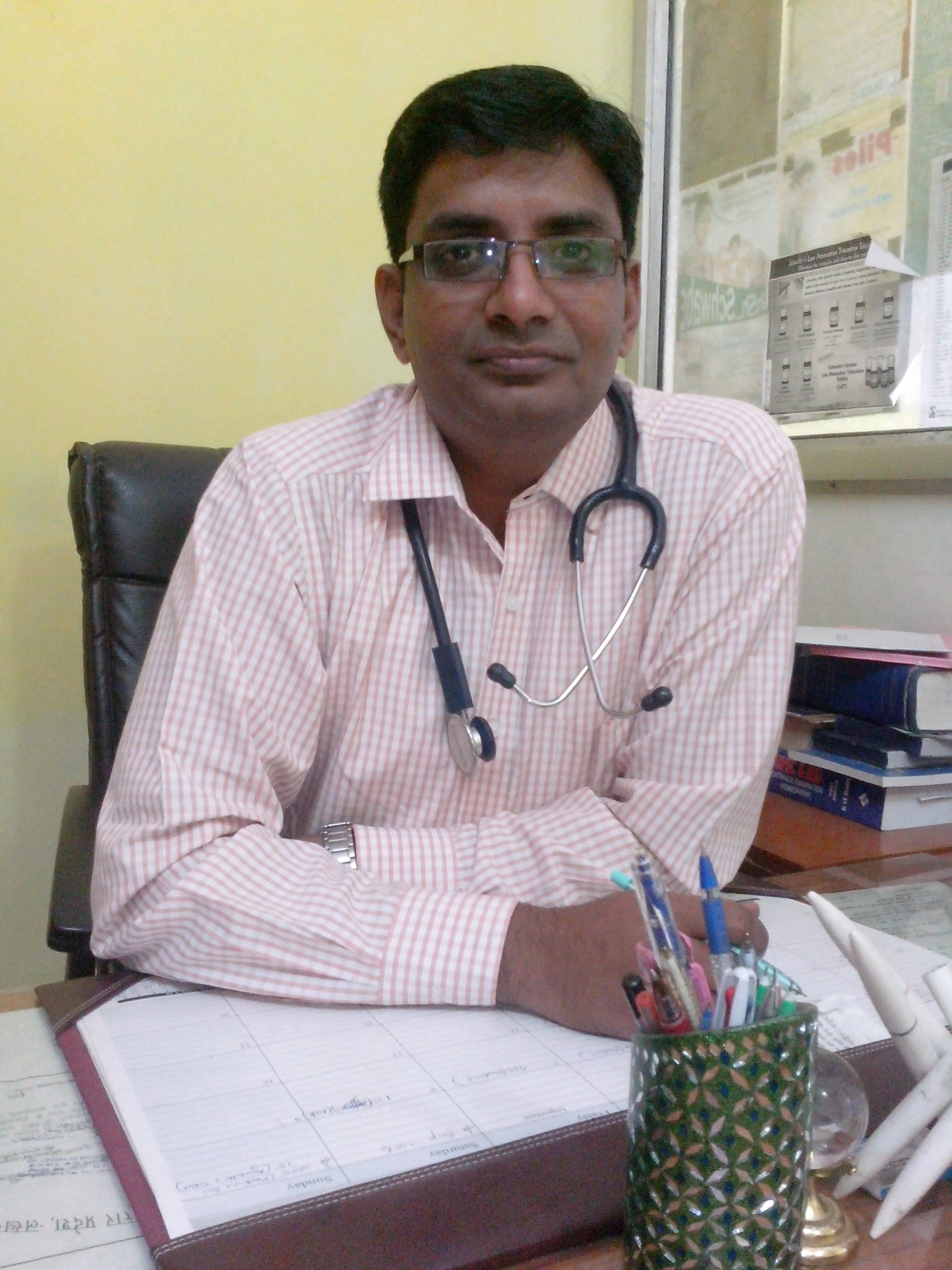 Dr. Anurag Vipin Srivastava - Homoeopath