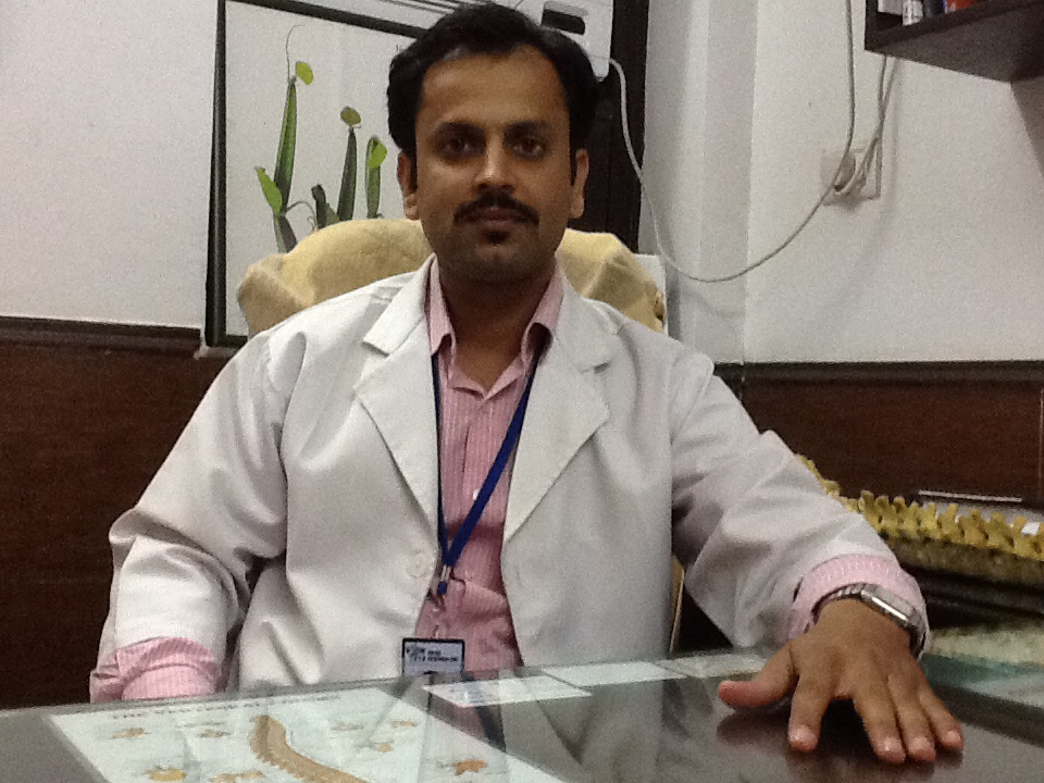 Dr. Roshan Jha (PT) - Physiotherapist