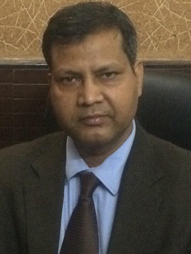 Dr. R.K Pandey - Orthopedist
